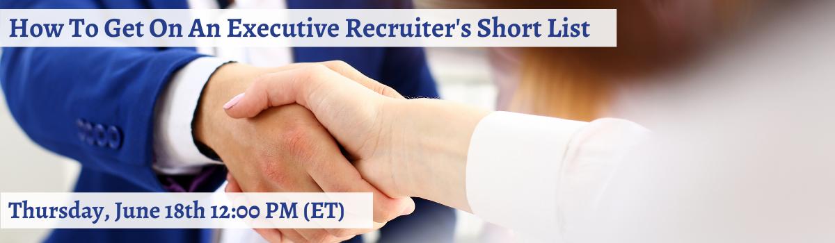 executive-recruiter